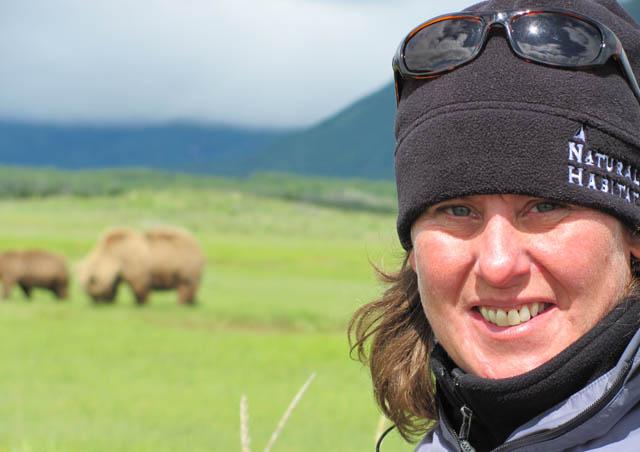 Grizzlies: Kodiak to Katmai trip