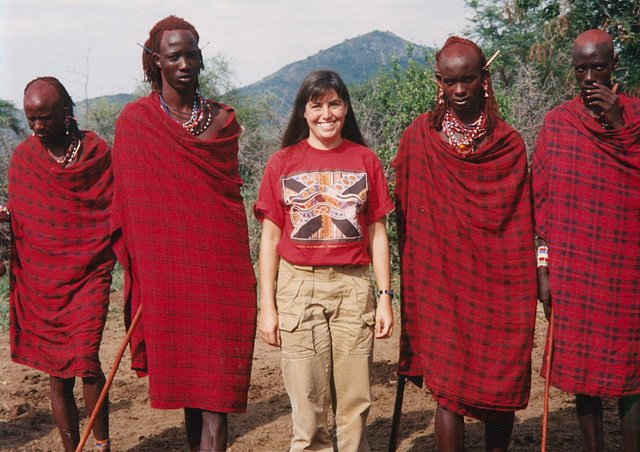 This was my first visit to Kenya in 1996. I fell in love with the country, the wildlife and the people and take every opportunity to return. In fact, I returned once again this year to Kenya and Tanzania.