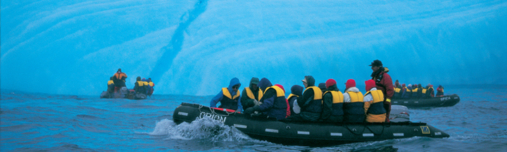 Zodiac Cruise, Antarctic Expedition