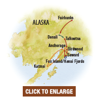 12-Nights Ultimate Alaska Wildlife Safari