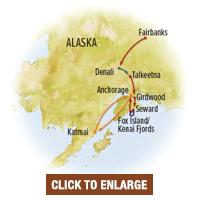 Fox Island Alaska Map.Alaska Photo Safari Photo Expeditions Natural Habitat Adventures